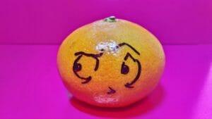мандарин думает, похудеть подростку, похудеть без вреда для здоровья, фрукты