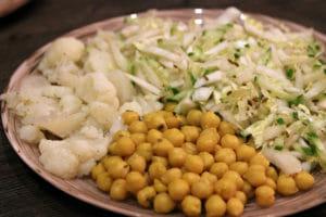 нут, капуста, клетчатка, овощи, похудеть быстро, похудеть подростку