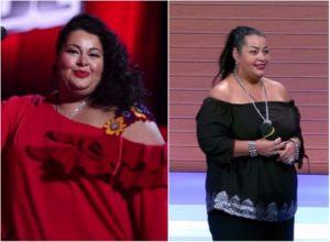 Мариам Мерабова: фото до и после похудения