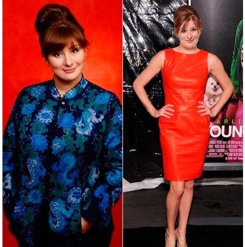 Юлия Куварзина: фото до и после похудения