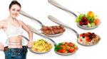 Диета 5 столовых ложек: отзывы похудевших, как правильно принимать, меню на неделю