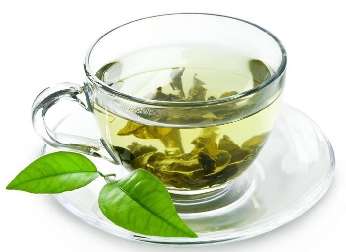 chaj-zelenyj