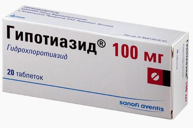 gipotiazid